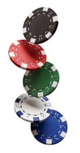 casino night chips