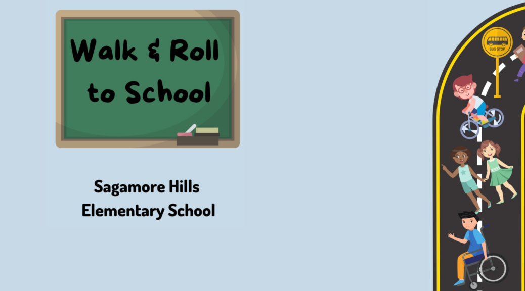 walk and roll to school