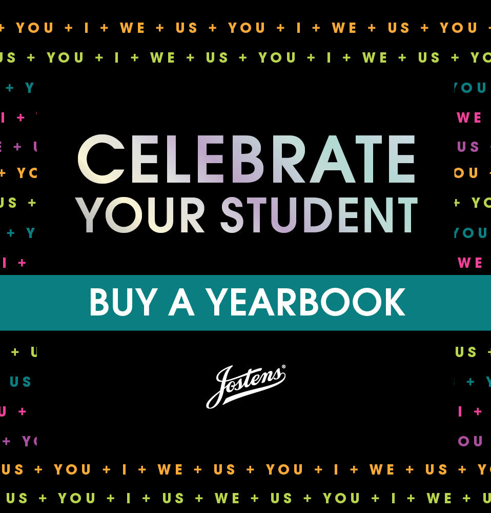 Celebrate your Student Order a yearbook